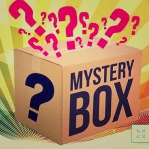Mystery Box 50=120💰🎁